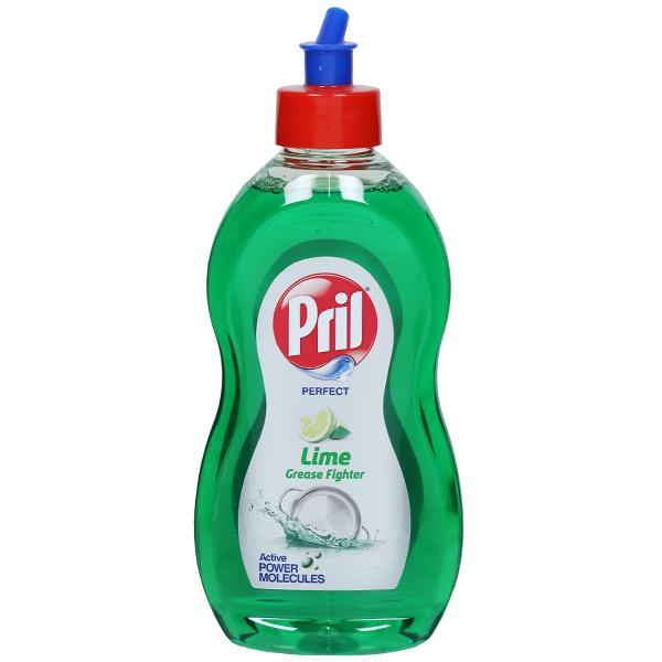Pril Perfect Lime Grease Fighter Dishwash 225ml