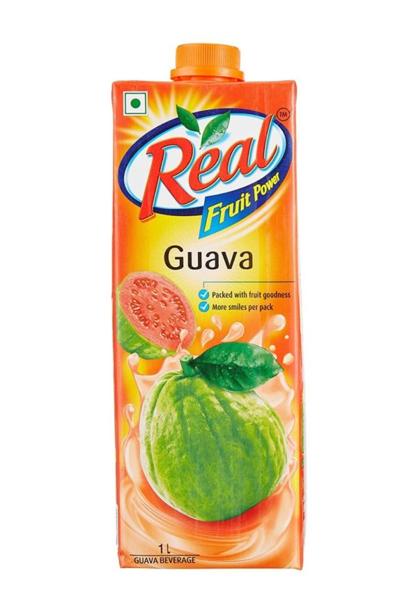Real Fruit Power Guava 1L