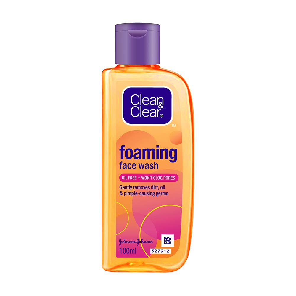 Clean&Clear Foaming Face Wash 100ml