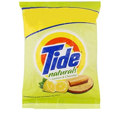 Tide Naturals Fragrance of Lemon & Chandan 1kg