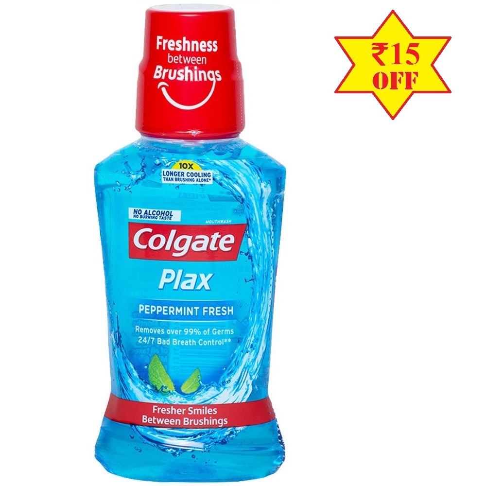 Colgate Plax Mouth Wash 250 ml