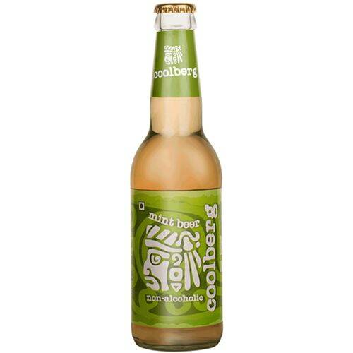 Coolberg Non Alcoholic Mint Beer 300 g