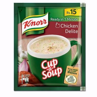Knorr Chicken Delite Soup 10g