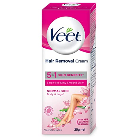 Veet Hair Removal Cream For Normal Skin 25g
