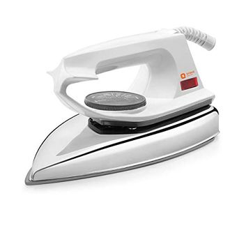 Dry Iron Nova White Non Stick Sole Plate