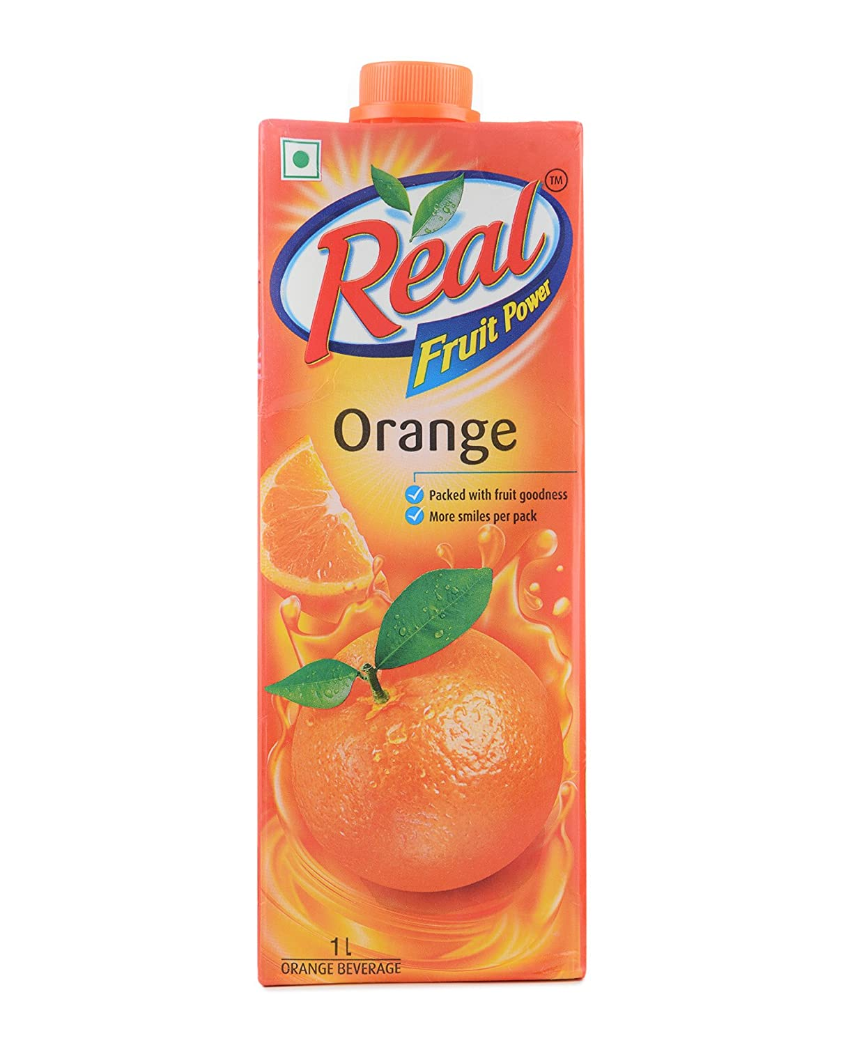 Real Fruit Power Orange 1L