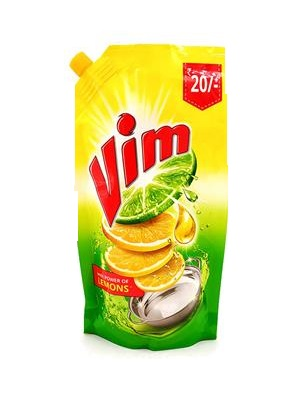 Vim Concentrated Gel 155ml