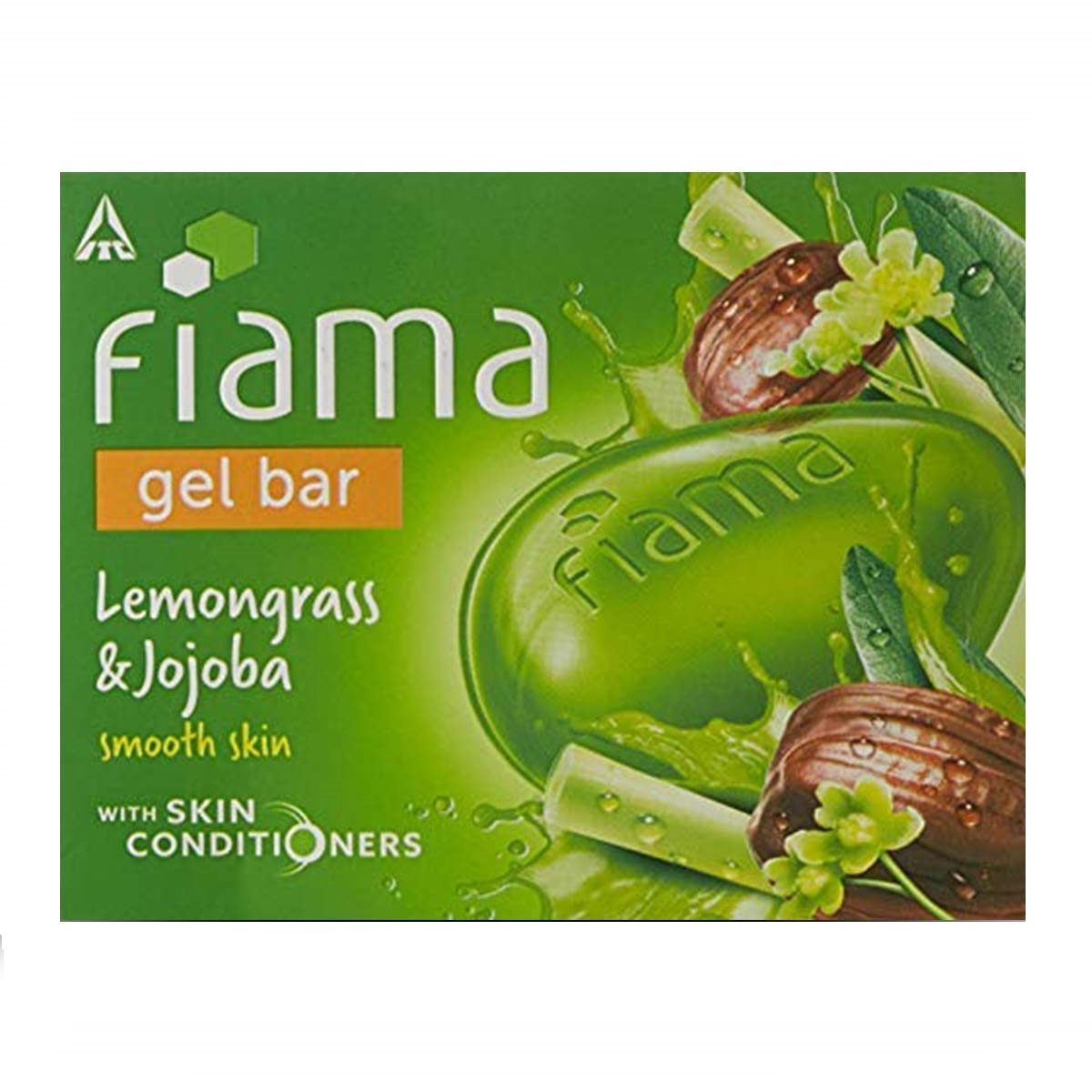 Fiama Gel Bar Lemongrass & Jojoba 1N