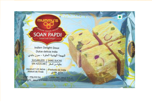 Mummy's Soan Papdi Sugarless 250g
