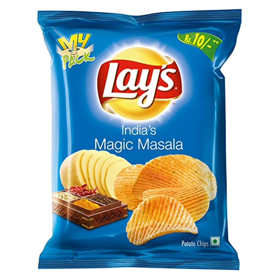 Lay's Magic Masala Chips 25g