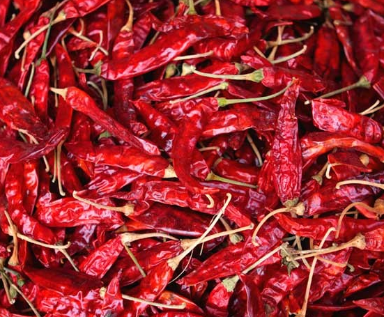 Dried Red Chilli / Lal Mirchi