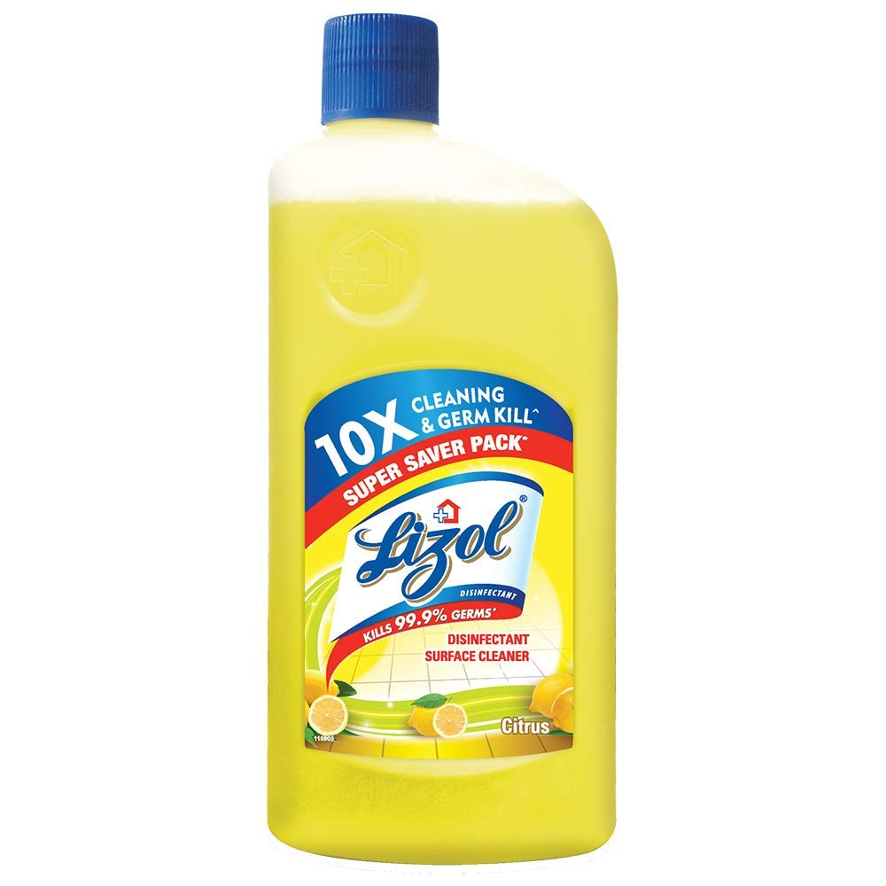 Lizol Disinfectant 10X Surface Cleaner 500ml