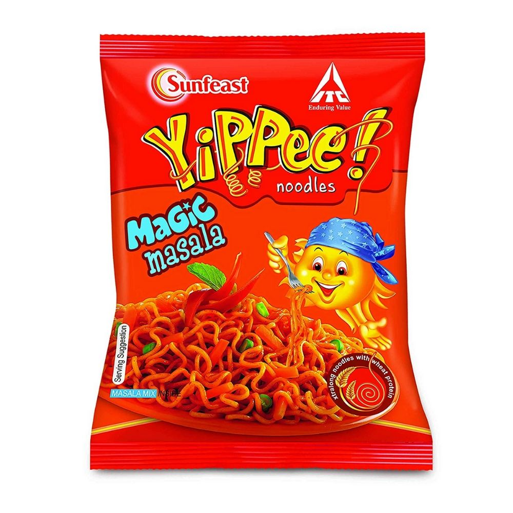 Yippee Noodles Magic Masala 60g