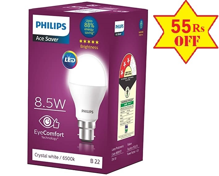 Philips Ace Saver LED 8.5W