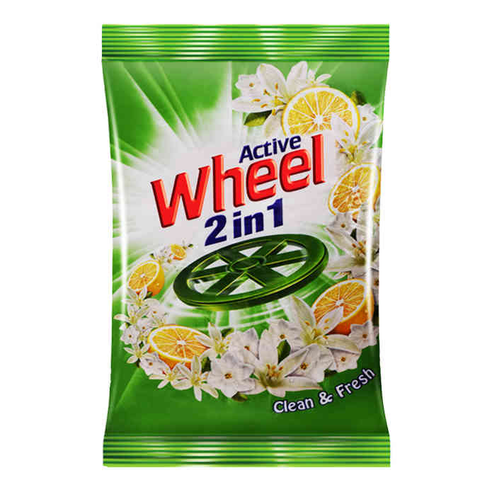 Wheel Active 2 in 1 1kg