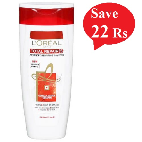 L'Oreal Paris Advanced Repairing Shampoo 193ml