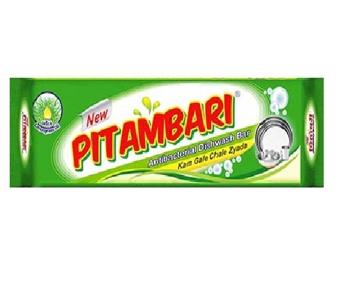 Pitambari Antibacteria Dishwash Bar