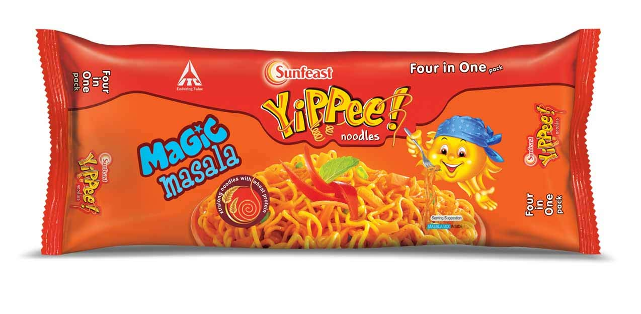 Sunfeast Yippee Noodles Magic Masala 240g