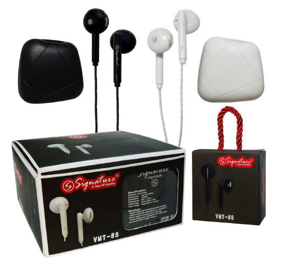 Signature VMT -85 Earphone